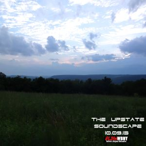 The Upstate Soundscape, 10.08.13