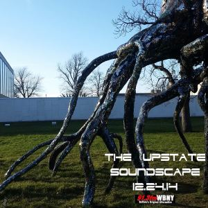 The Upstate Soundscape, 12.24.14