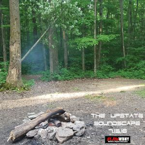 The Upstate Soundscape 7.13.16